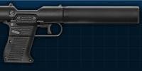 Veterinary Pistol