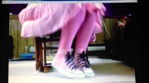 Shaking legs