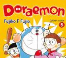 Doraemon Trabajos a Color 5