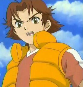 Reiji Ozora (Anime)