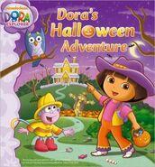 DORA'S Halloween Adventure Book
