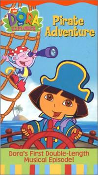 Pirate Adventure Dora The Explorer Wiki Fandom Powered