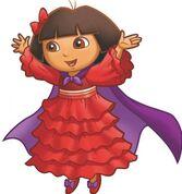 Dora christmas dress