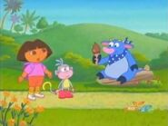 Dora,boots and benny