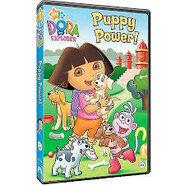 Dora's Puppy Power Dvd