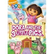 Dora-and-the-3-little-pigs dvd