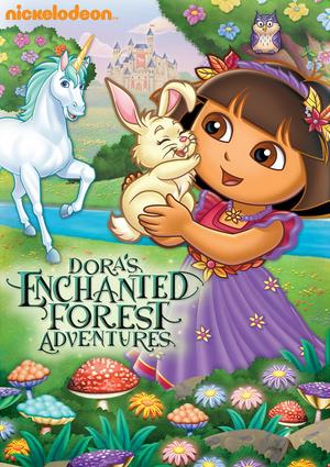 Dora-The-Explorer-Doras-Enchanted-Forest-Adventures-DVD