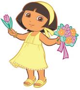Dora spring outfit