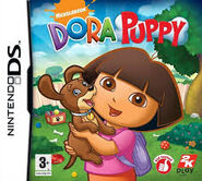 Dora's Puppy Game On Ds