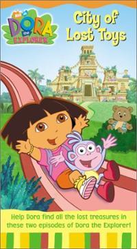 Dora-explorer-city-lost-toys-vhs-cover-art