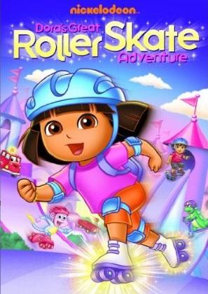 Dora-The-Explorer-Doras-Great-Roller-Skate-Adventure-DVD