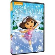 Dora's Ice Spactular Dvd