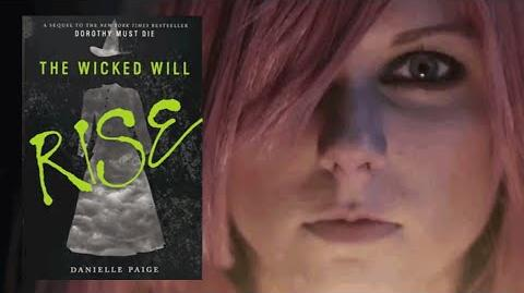 THE WICKED WILL RISE by Danielle Paige Official Book Trailer