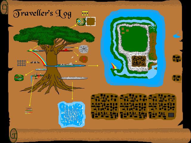 Ragnarok World Tree