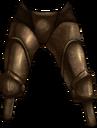 Pants bronze