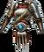 Wee warrior set chest