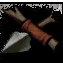 Spear brown