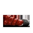 Valanazes finger red
