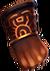 Gloves magma illusion