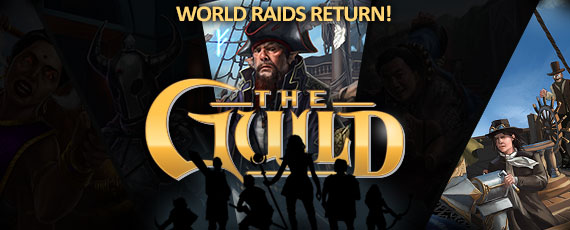Scroller the guild raid reappearances week4