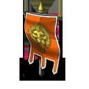 Kessov banner orange