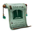 Citadel scroll research library