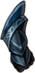 Gloves blue knight