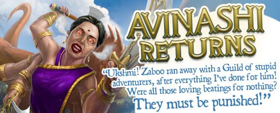 Scroller the guild avinashi returns v2
