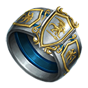 Standard-bearer set ring