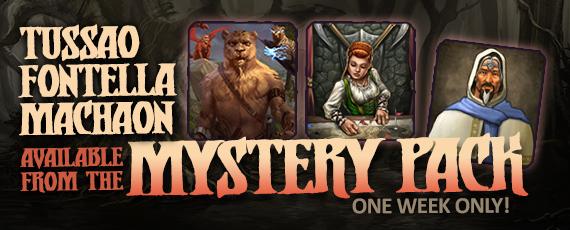 Scroller dotd mystery pack 121814