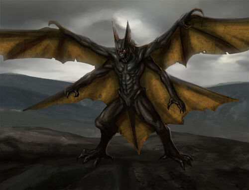 Mountain bat