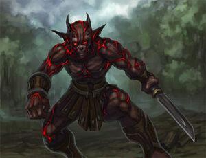 Z4a3 demon ambush