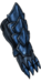 Gloves bluedrake