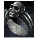 Ring deathheadsignet