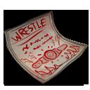 Wrestle invite