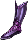Boots violet knight
