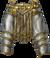 Pants gilded colossus