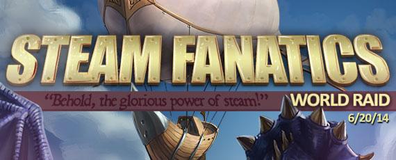 Scroller steam fanatics wr 062014