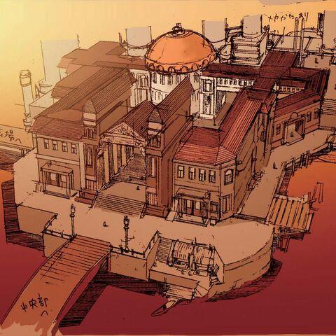 Concept artwork of Mac Anu