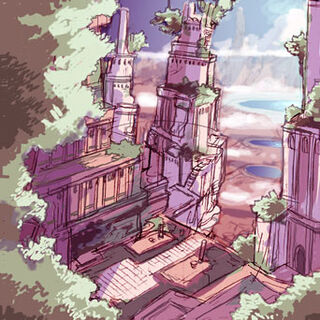 Concept artwork of Breg Epona