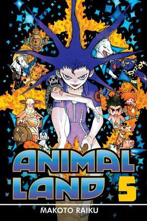 Animal Land Volume 5