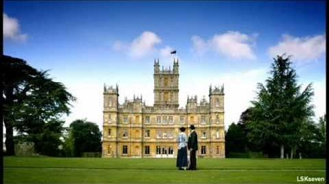 Downton Abbey Australian promo