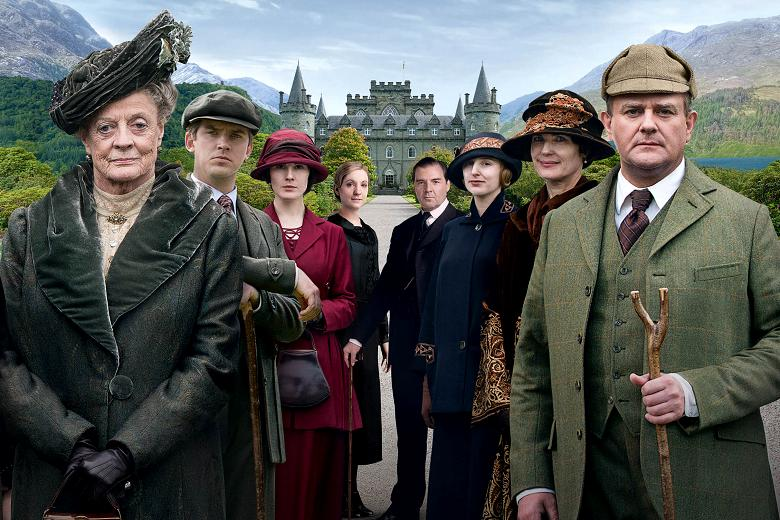Episode 3.09 - 2012 Christmas Special | Downton Abbey Wiki ...