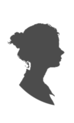 File:Younglady silhouette.png