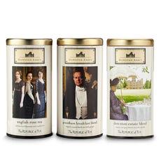 Downton-tins