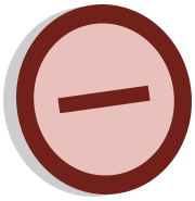 Файл:180px-Symbol oppose vote.png