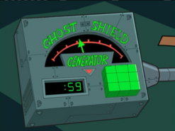 S02e03 Ghost Shield Generator countdown