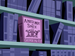 S02e18 A Match Made in Space