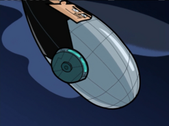 S02e03 Blimp no shield