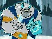 S03e06 Frostbite ice diamond